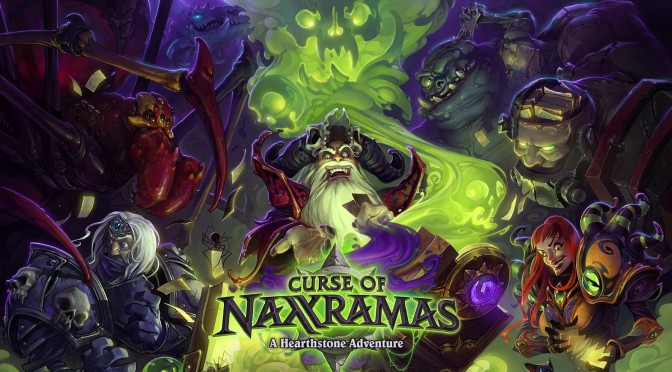 Curse-of-Naxxramas hearthstone