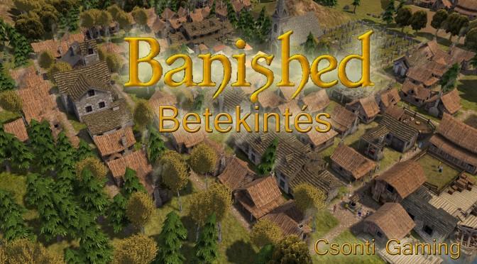 Banished bemutató