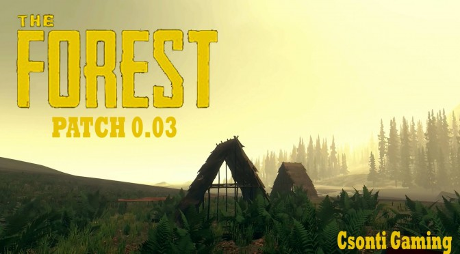 the forest patch csonti gaming