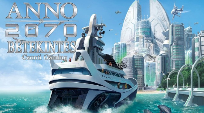 Anno 2070 bemutató