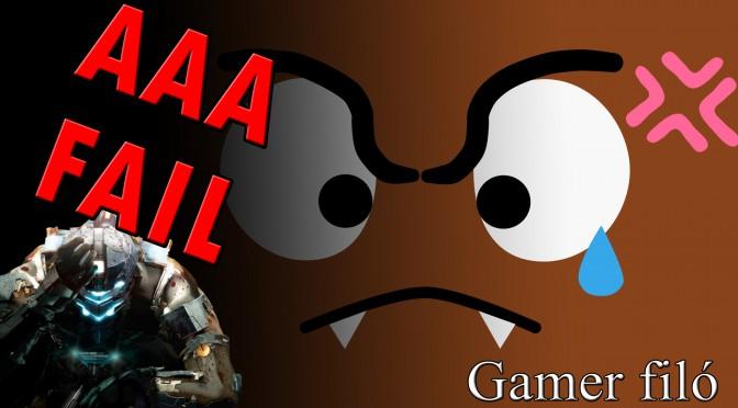 gamerfiló aaa fail csonti gaming