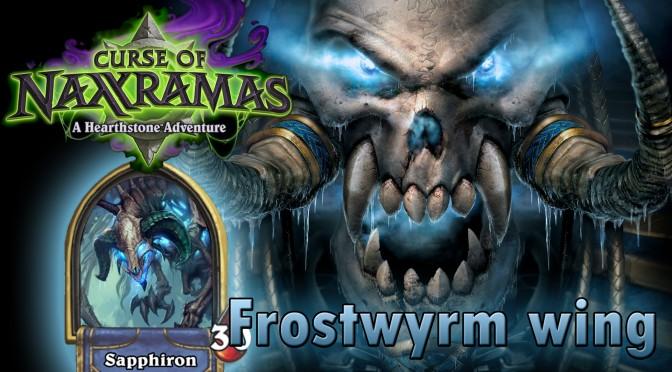 hearthstone naxxramas frostwyrm lair csonti gaming
