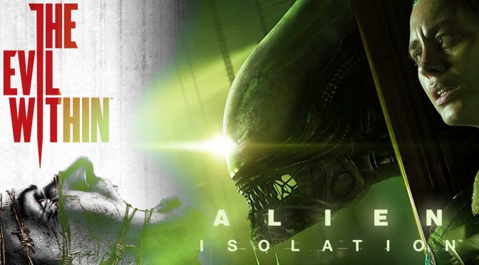 alien isolation evil within csonti gaming