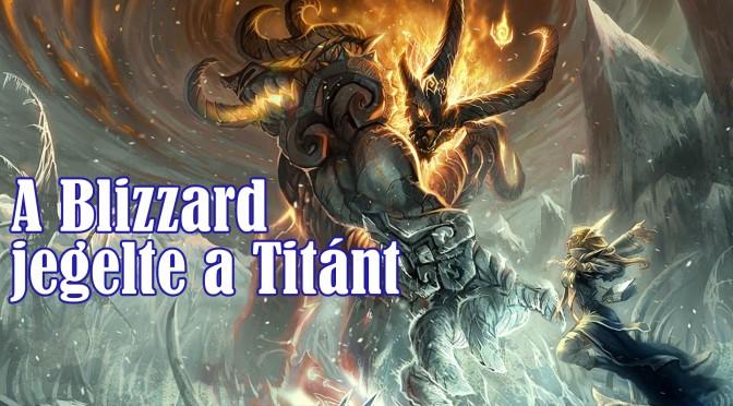 A Blizzard 7 év után lefújta a Titan projektet