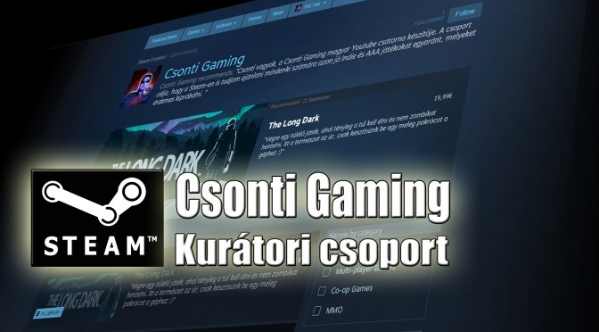csonti gaming steam curator
