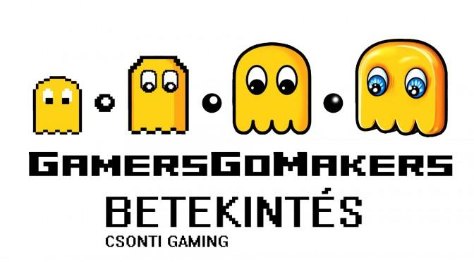 GamersGoMakers bemutató