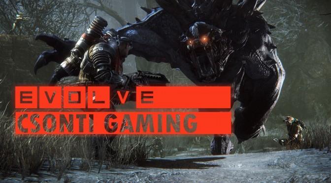 Evolve csonti gaming