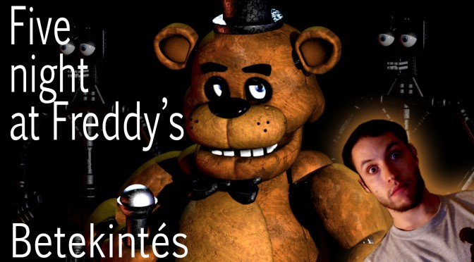 five night at freddy csonti gaming