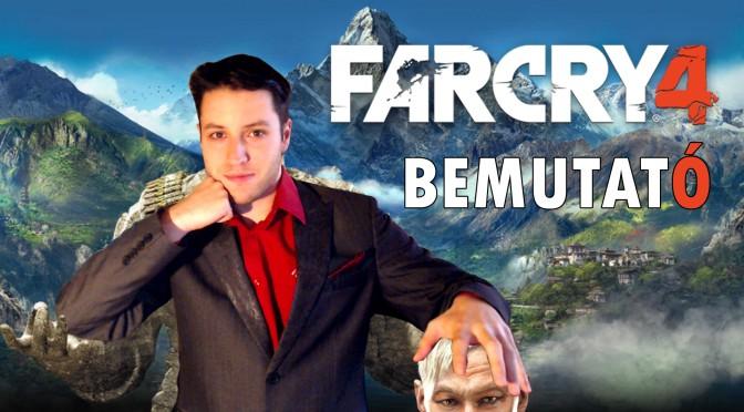 Far Cry 4 bemutató