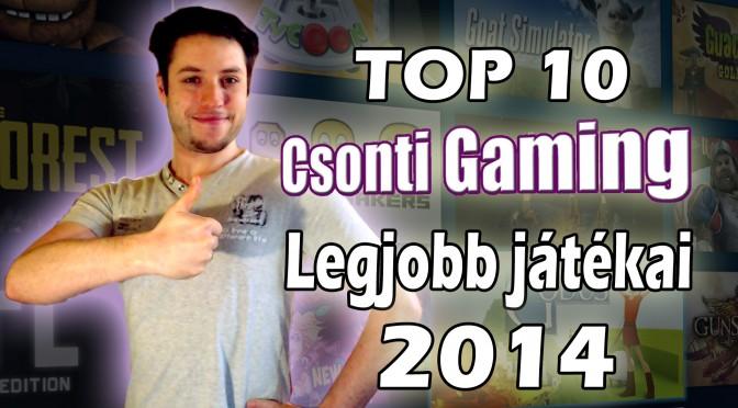 2014 legjobb játékai