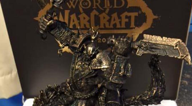 A Blizzard szobrot küld a 10 éve hűséges Warcraft előfizetőknek
