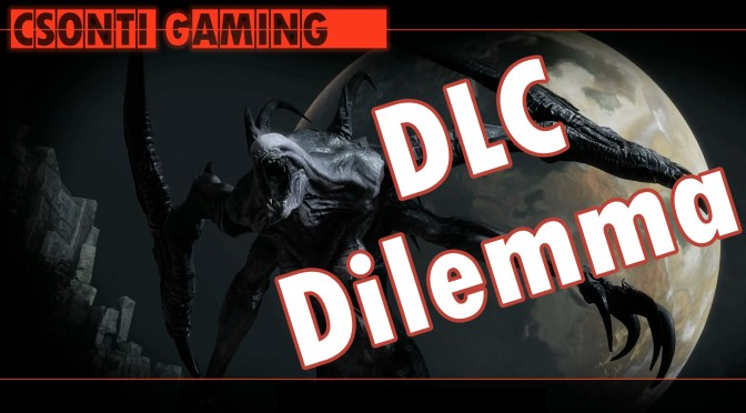 Gamer filó a DLC dilemmáról