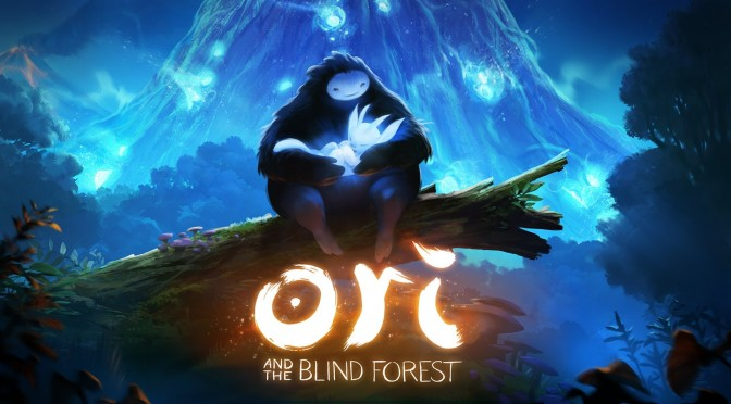 Ori and the blind forest bemutató