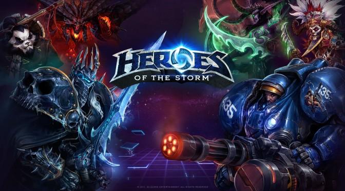 Heroes of the Storm bétakulcs osztás