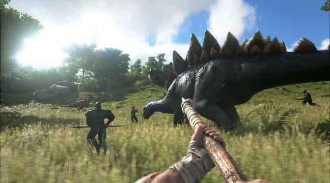 Ark: Sruvival Evolved egy új dínós túlélős játék a láthatáron