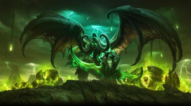 Jön a World of Warcraft Legion