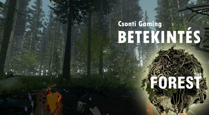 The forest bemutató