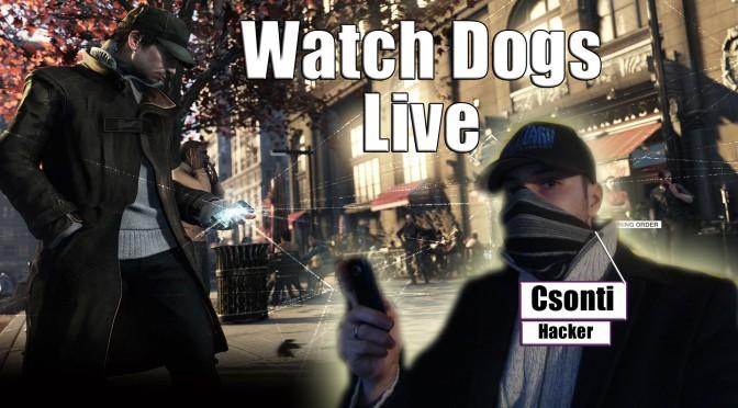 Watch dogs bemutató
