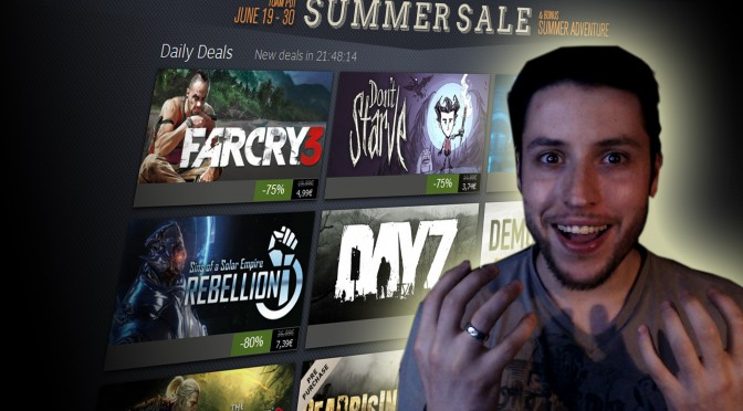Steam nyári vásár 2014