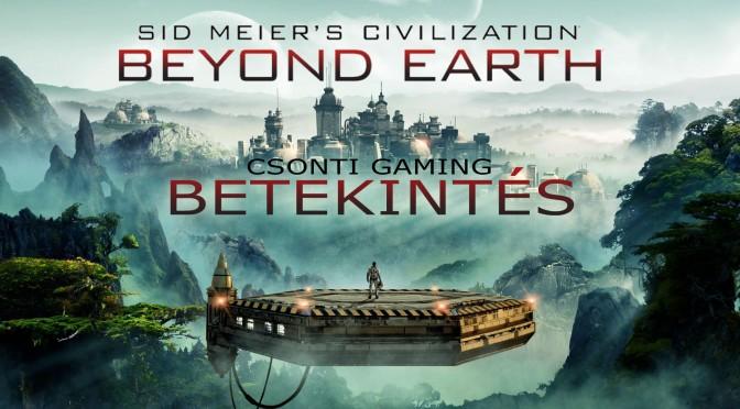 Civilization Beyond Earth bemutató