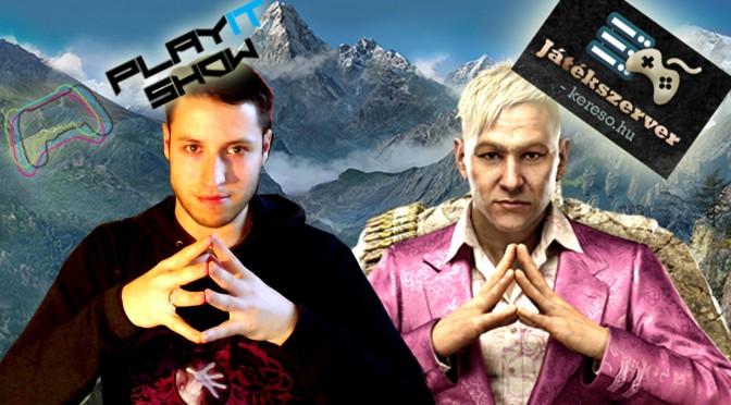 Far Cry 4 és PlayIT