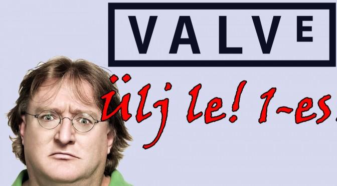 A Valve ügyféltámogatása megbukott