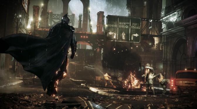 Az Arkham knight lekerült Steam-ről