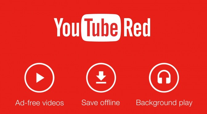 Indul a Youtube RED