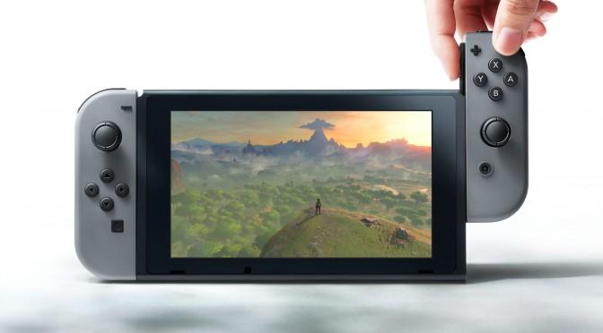 Amit a Nintendo Switch-ről tudni lehet
